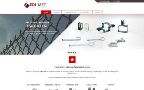 Edi-Met Artykuły Metalowe