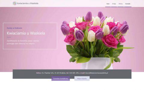 Kwiaciarnia u Waskiela