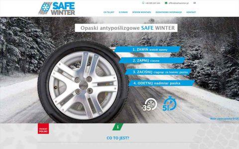 Safe Winter Opaski Antypoślizgowe
