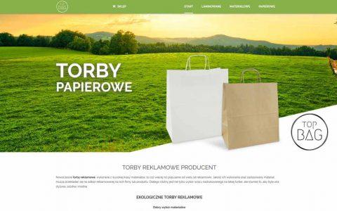 Top Bag Torby Reklamowe