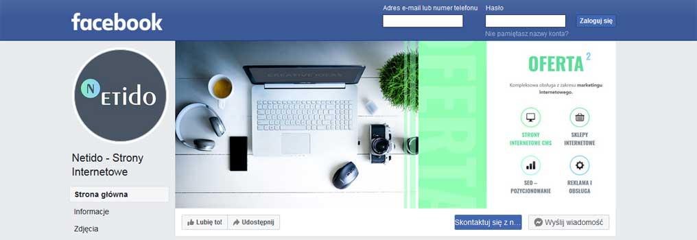 Media społecznościowe - reklama firmy