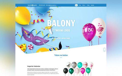 Talon na balon